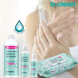 B.Clean
